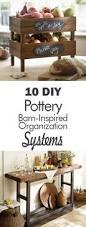 Barn Organization Ideas 10 Diy Pottery Barn Inspired Organization Systems 101 Days Of