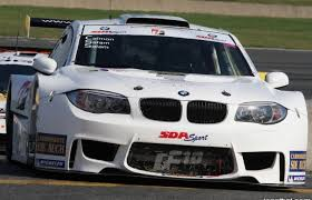 bmw race series gc automobile gc10 v8 race car based on bmw 1 series m coupe