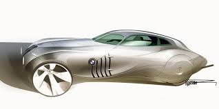 bmw concept car concept car of the week bmw mille miglia coupe 2006 car