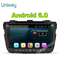 aliexpress com buy uniway 2g 32g car dvd for kia sorento 2013