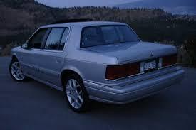 Dodge Spirit Plymouth Acclaim Chrysler Tranquil 1990 Dodge Spirit Specs Photos Modification Info At