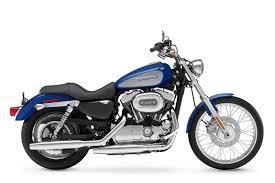 harley davidson harley davidson 1200 sportster custom moto