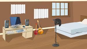 Small Recording Studio Desk How To Set Up A Home Recording Studio In A Bedroom B U0026h Explora