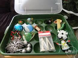 christmas storage u2013 easy diy methods two live colorfully