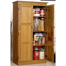 Storage Cabinet Kitchen Wood Pantry Cabinet Cabinets Wood Pantry Cabinets Food Containers