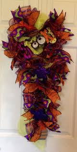 75 best halloween swags images on pinterest halloween crafts