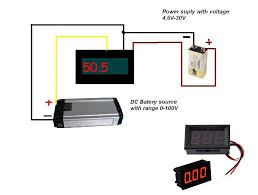 usefulldata digital dc voltmeter 0 100v from china schematic