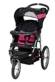 Baby Jogger Strollers Babies by Baby Trend Expedition Jogger Stroller Bubble Gum Lightweight