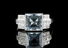 art deco aquamarine diamond ring platinum front view 483x341 jpg