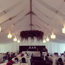 Marquee Chandeliers Wedding Lights Fairy Lights Some Stunning Marquee Draping La