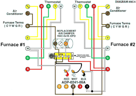 furnace blower motor wiring diagram coachedby me
