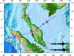 South China Sea Map by Chinese Scientists Observe U0027seismic Event U0027 On Sea Floor As Us