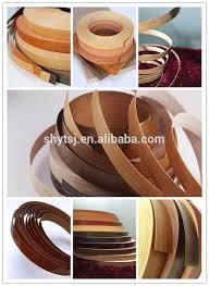 Decorative Wooden Shelf Edging Shanghai Furniture Decorative Plastic Strips Shelf Edge Strip