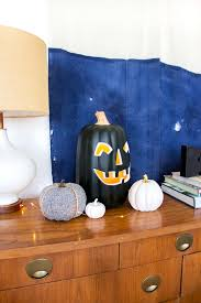 how we decorate for halloween emily henderson