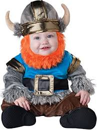Silver Halloween Costume Amazon Incharacter Baby Lil U0027 Viking Costume Clothing
