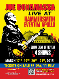 jukebox metal joe bonamassa tour 2015