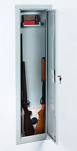 stack on iwc 22 in wall cabinet stack on iwc 55 full length in wall gun storage vault cabinet safe