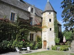 chambres d hotes de charme indre et loire chambre d hôte manoir de l abbaye chambres dans un petit chateau