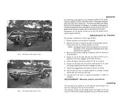 free shop manual articles massey ferguson mf 19 spreader
