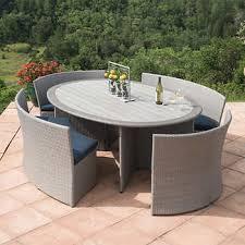 oval patio table outdoor patio dining sets costco