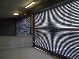 security shutters for car parks points to consider