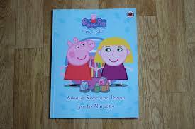 review penwizard personalised peppa pig book redhead