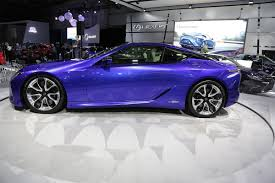 kingston lexus used cars the lexus lc500h at the montréal auto show luxurycarmagazine en