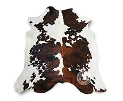 tappeto di mucca tappeto di pelle di mucca tricolor 200 x 220 cm qualità premium