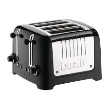 Dualit Toaster Cage Dualit 4 Slice Lite Toaster Black 46205 Gf336 Buy Online At