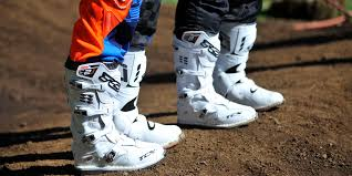 motocross boots how to break in motocross boots motosport