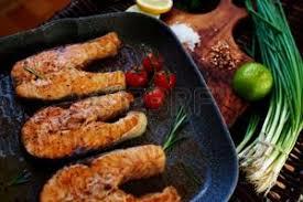 poisson à cuisiner poisson cuisine banque d images vecteurs et illustrations libres de