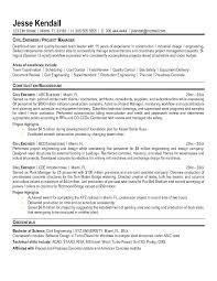 Sample Resume Format For Civil Engineer Fresher Sample Of Resume For Civil Engineer Civil Engineer Resume Example