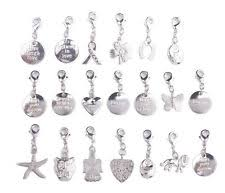 clip on charms ebay