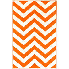 Overstock Rugs Outdoor Prater Mills Orange And White Indoor Outdoor Rug Free Shipping