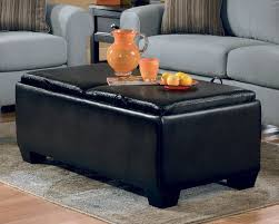 Hinged Storage Ottoman Impressive Black Storage Ottoman Captivating Black Storage Ottoman