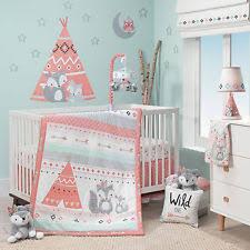 lambs u0026 ivy little playoffs 4pc crib set baby boy sports quilt