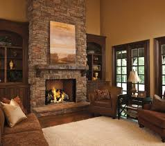 Fireplace With Built In Cabinets Built Ins Around Fireplace Built Ins Around Tall Stone