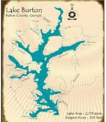 lake lanier map lake lanier map 23 x31 wood it s all at the lake