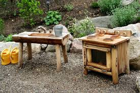 outdoor kitchen idea top 20 of mud kitchen ideas for garden ideas 1001 gardens