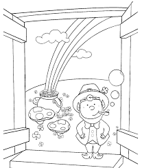 st patricks day coloring pages getcoloringpages com