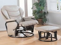 Nursery Rocker Recliner Furniture U0026 Rug Classy Glider Recliner For Home Furniture Idea