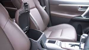 fortuner interior image toyota fortuner photo carwale