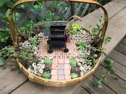 fairy garden ideas landscaping cheesehead gardening how to make the miniature gardens fairy