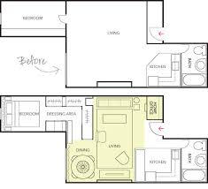 what does 500 sq feet look like thedesignerpad thedesignerpad living in 500 sq feet living area