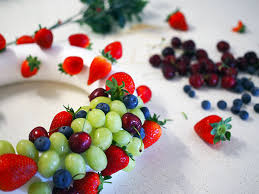 fruit wreaths is strawberry a fruit