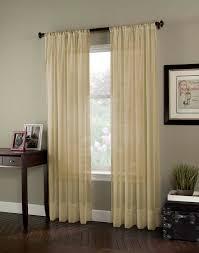 soho voile lightweight sheer curtain panel curtainworks com