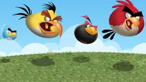 angry birds conquered casual gaming