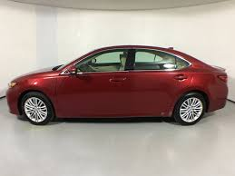 2016 used lexus es 350 4dr sedan at tempe honda serving phoenix