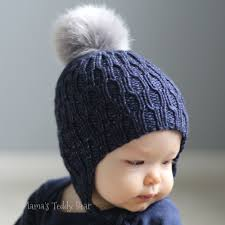 keep baby cozy with the sweetest winter hats project nursery