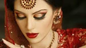 makeup tutorial indian bridal asian stan arabic contemporary look 2016 latest bridal makup